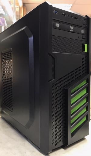 Системный блок Intel Core i3-7100/1Tb/8Gb DDR 4/2Gb GeForceGTX1050/DVD-RW/500W
