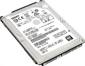 """HDD 1 Tb SATA 6Gb/s Hitachi Travelstar 7K1000<HTS721010A9E630> 2.5"""" 7200rpm32Mb"""