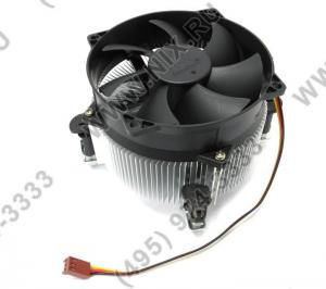 GlacialTech <Igloo 6100 Silent PP (E)> Cooler for Socket  1366  (23дБ,  1600об/мин, Al)