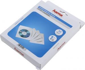 Конверт для CD бумажный, прозрачное окно, 1 СD