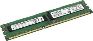 DDR 34Gb, Crucial <CT4G3ERSDD8186D><PC3-15000> ECC Registered