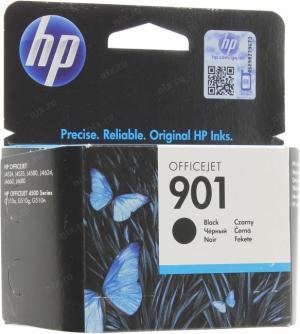 HP CC653AE №901 Картридж для Officejet J4524/4535/4580/4624, черный, 200 стр
