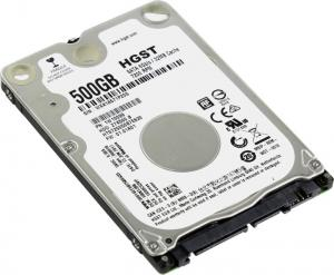 "HDD 500 Gb SATA 6Gb/s HGST Travelstar Z7K500.B  <HTS725050B7E630> 2.5"" 7200rpm  32Mb"