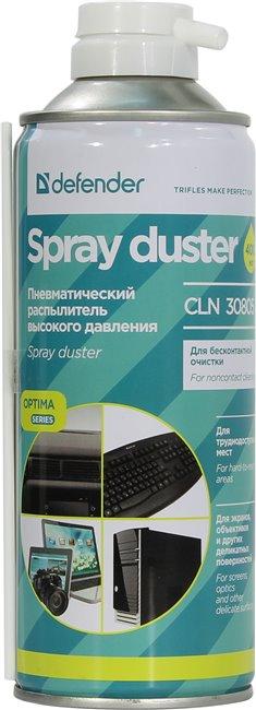 Defender <CLN30805>Пневмоочиститель (баллон- 400мл)