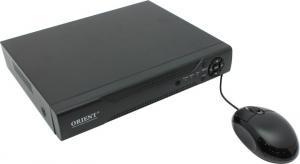 Видеорегистратор Orient <NVR-8108/2M> (8 IP-cam, 1xSATA,LAN,2xUSB2.0,VGA, HDMI)