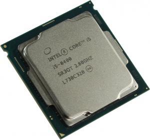 OEM Intel Core i5-84002.8 GHz/6core/SVGA UHDGraphics630/1.5+9Mb/65W/8GT/s LGA1151