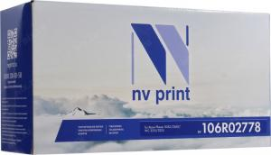 Картридж NV-Print аналог 106R02778 для Xerox  Phaser  3052/3260,  WorkCentre 3215/3225