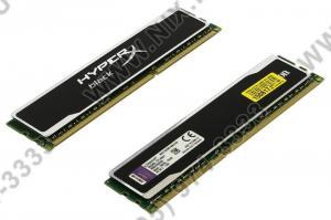 Kingston HyperX Black <KHX16C9B1BK2/8X> DDR-III DIMM 8GbKIT2*4Gb<PC3-12800>CL9