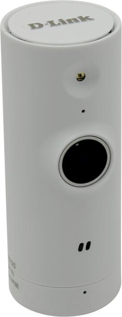 D-Link <DCS-8000LH> Mini HD Wi-Fi Camera (1280x720, f=2.39mm,802.11n,BT,мик., LED)