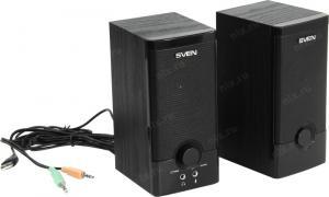 Колонки SVEN SPS-603 Black(2x3W,питаниеот USB)