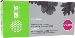 Тонер-картридж CACTUS ML-1710D3 для Samsung ML-1510/1710 SCX-4100D3/4216D3 X215 3115 PE16/30
