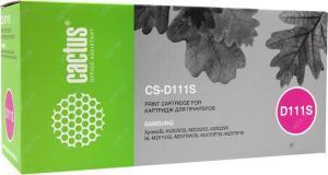 Тонер-картридж CACTUS MLT-D111S дляSamsung M2020/22/70