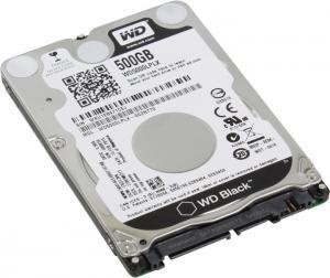 """HDD 500 Gb SATA 6Gb/s Western Digital Black <WD5000LPLX> 2.5""""7200rpm 32Mb"""