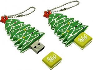 8Gb Iconik <RB-TREE-8GB> USB2.0 Flash Drive(RTL)