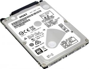 "HDD 500 Gb SATA 6Gb/s HGST Travelstar Z5K500 (HTS545050A7E680) 5400rpm, 8Mb, 2,5"", 7mm"