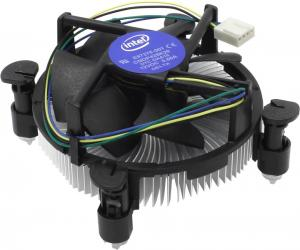 Original Intel Cooler for Socket 1156  (4-pin,Cu+Al) Low Profile