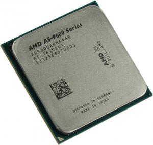 Socket AM4 CPU AMD A8 9600 (AD9600AG) 3.1 GHz/4core/SVGARADEON R7/ 2 Mb/65W