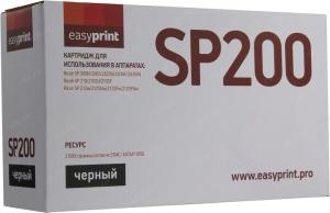 Картридж EasyPrint LR-SP200HE для  Ricoh SP200/202/203/210/212