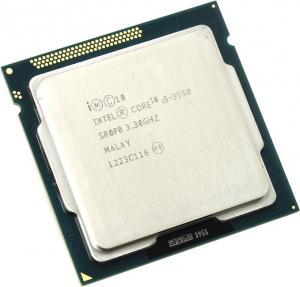 OEM Intel Core i5-35503.3 ГГц/4core/SVGA HD Graphics 2500/1+6Мб/77 Вт/5ГТ/с LGA1155