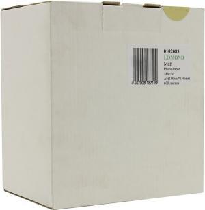 LOMOND 0102083 (A6, 10x15см, 600 листов, 180 г/м2)бумага матовая