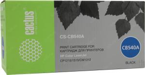HP CB540A Black для hpLJ CP1215/1515N/1518Ni CACTUS