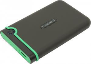 """1Tb USB3.1 TRANSCEND StoreJet 25M3 <TS1TSJ25M3S> 2.5"""" (RTL)"""