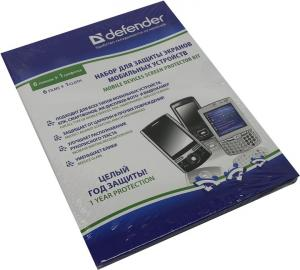 Набор DEFENDER для защиты экранов КПК и мобильных устройств (06304 )