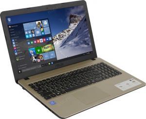 "Ноутбук ASUS VivoBook X540NA <90NB0HG1-M01690>Pent N4200/4/500/WiFi/BT/Win10/15.6""/1.7 кг"