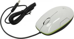 Мышь Logitech M150 Laser Mouse(RTL) USB 3btn+Roll<910-003754>