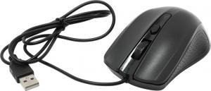 SmartBuy Optical Mouse<SBM-352-K> (RTL) USB4btn+Roll