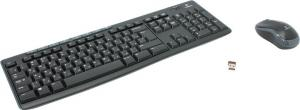 Комплект Logitech Wireless Combo MK270 (Кл-ра, FM,USB+Мышь3кн,Roll,FM,USB) <920-004518>