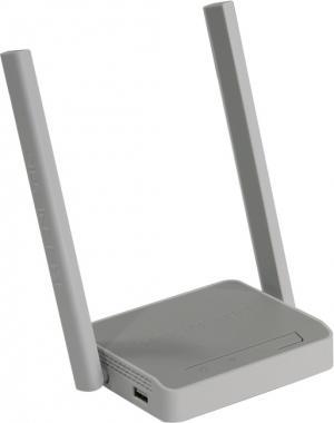 ZyXEL Keenetic 4G Интернет-центр (3UTP10/100Mbps, 1WAN, USB,802.11b/g/n,300Mbps,2x5dBi)