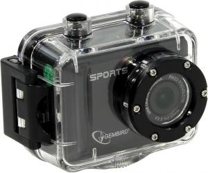 Экшн-камера Gembird ACAM-002 (Full HD, 5Mpx,120°,microSD, LCD, Li-Ion)