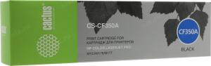 Картридж Cactus CS-CF350A Black дляHP LJ ProM153/M176/M177