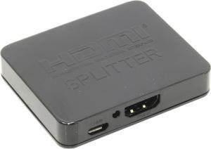 Orient <HSP0102HL Black> HDMI Splitter(1in -> 2out,ver1.4b)