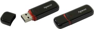 Apacer AH333 <AP8GAH333B-1> USB2.0Flash Drive 8Gb(RTL)