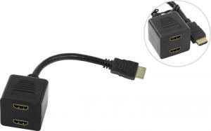 Telecom <TA653> Кабель-адаптер HDMI (19M) ->2xHDMI (19F)