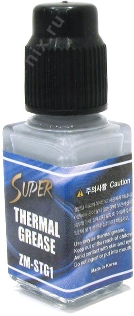 Термопаста, 3.5гр. ZALMAN <ZM-STG1>