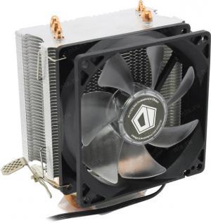 ID-Cooling<ID-CPU-SE903> (3пин,775/1155/AM2/AM4/FM2,23дБ,2000об/мин,Al+тепл.трубки)