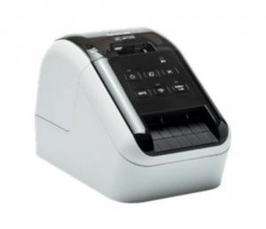 QL810WR1 Принтер Brother QL-810Wстационарный серебристый/черный