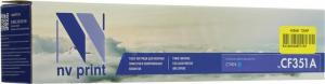 Картридж NV-Print CF351A Cyan для hp LJPro M153/M176/M177