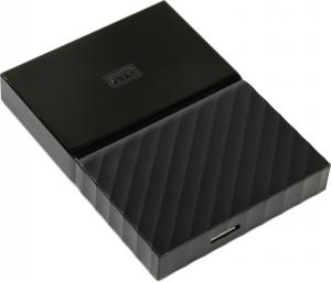 "WD <WDBBEX0010BBK-EEUE> My Passport 1Tb Black EXT (RTL)  Black 2.5"" USB  3.0"