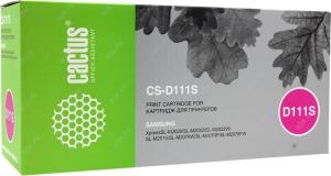 Тонер-картридж Samsung MLT-D111S дляSamsung M2020/22/70 CACTUS