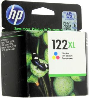 HP DJ 122XL (CH564HE) цветной