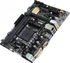 ASUS A68HM-K (RTL) SocketFM2+ <AMD A68H> PCI-E Dsub+DVI GbLANSATARAIDMicroATX 2DDR-III