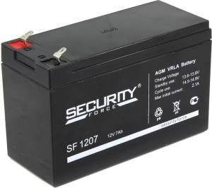 Аккумулятор Security Force SF 1207 (12V,7Ah)для слаботочных систем