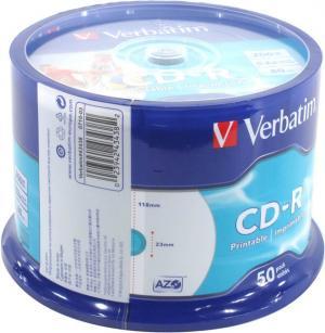 CD-R 700Mb Cake Box