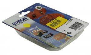 EPSON 17XL <C13T17144A10> Yellow дляEpsonExpression HomeXP-33/103/203/207/303/306/403/406