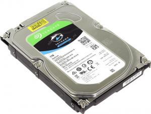"""HDD 1 Tb SATA 6Gb/s Seagate SkyHawk <ST1000VX005>3.5"""" 64Mb"""