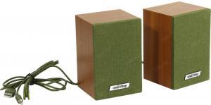 Колонки SmartBuy FUSION <SBA-3320> (2x3W, питаниеот USB)